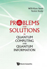Omslag - Problems And Solutions In Quantum Computing And Quantum Information (4th Edition)