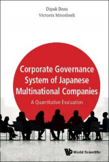 Omslag - Corporate Governance System Of Japanese Multinational Companies: A Quantitative Evaluation