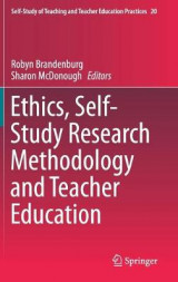 Omslag - Ethics, Self-Study Research Methodology and Teacher Education