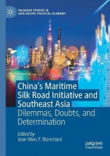 Omslag - China's Maritime Silk Road Initiative and Southeast Asia