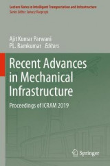 Omslag - Recent Advances in Mechanical Infrastructure