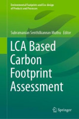 Omslag - LCA Based Carbon Footprint Assessment