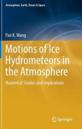 Omslag - Motions of Ice Hydrometeors in the Atmosphere