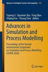 Omslag - Advances in Simulation and Process Modelling