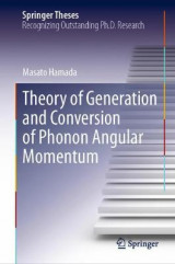 Omslag - Theory of Generation and Conversion of Phonon Angular Momentum