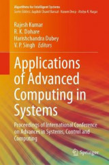 Omslag - Applications of Advanced Computing in Systems