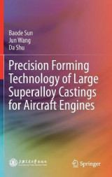 Omslag - Precision Forming Technology of Large Superalloy Castings for Aircraft Engines