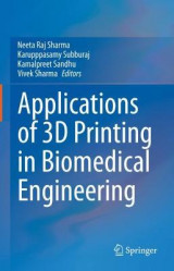 Omslag - Applications of 3D printing in Biomedical Engineering