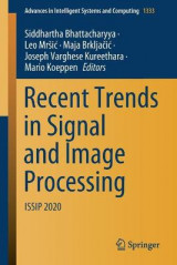 Omslag - Recent Trends in Signal and Image Processing