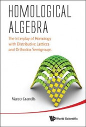 Homological Algebra: The Interplay Of Homology With Distributive Lattices And Orthodox Semigroups av Marco Grandis (Innbundet)