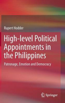 High-level Political Appointments in the Philippines av Rupert Hodder (Innbundet)