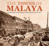Omslag - The Towns of Malaya