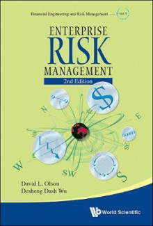 Enterprise Risk Management (2nd Edition) av David L. Olson og Desheng Dash Wu (Innbundet)