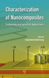 Omslag - Characterization of Nanocomposites