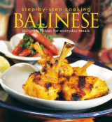 Omslag - Step-by-Step Cooking: Balinese