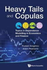 Omslag - Heavy Tails and Copulas: Topics in Dependence Modelling in Economics and Finance
