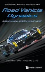 Omslag - Road Vehicle Dynamics: Fundamentals of Modeling and Simulation