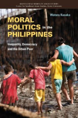 Omslag - Moral Politics in the Philippines