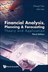 Omslag - Financial Analysis, Planning and Forecasting: Theory and Application