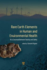Omslag - Rare Earth Elements in Human and Environmental Health