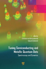 Omslag - Tuning Semiconducting and Metallic Quantum Dots