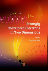 Omslag - Strongly Correlated Electrons in Two Dimensions