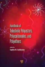 Omslag - Handbook of Telechelic Polyesters, Polycarbonates, and Polyethers