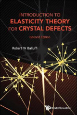 Omslag - Introduction to Elasticity Theory for Crystal Defects