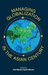 Omslag - Managing Globalization in the Asian Century