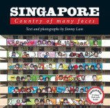 Omslag - Singapore: Country of Many Faces
