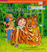 Omslag - Abbie Rose and the Magic Suitcase: Saved Two Tigers with a Really Magical Idea No. I