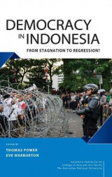 Omslag - Democracy in Indonesia