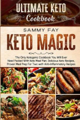 Omslag - Ultimate Keto Cookbook