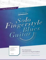 Omslag - Your Personal Book of Solo Fingerstyle Blues Guitar
