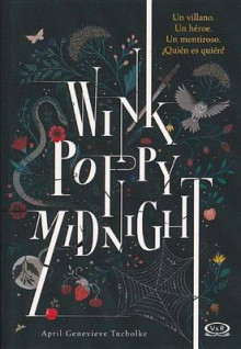 Wink Poppy Midnight av April Genevieve Tucholke (Heftet)