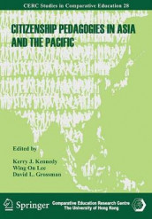 Citizenship Pedagogies in Asia and the Pacific av David Grossman, Kerry Kennedy og Wing On Lee (Heftet)