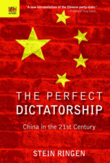 Omslag - The Perfect Dictatorship - China in the 21st Century