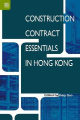 Omslag - Construction Contract Essentials in Hong Kong