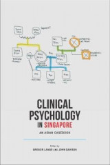 Omslag - Clinical Psychology in Singapore
