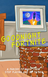 Omslag - Goodnight Fortnite (unofficial)